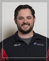 Berryhill Manager Billy Stiles