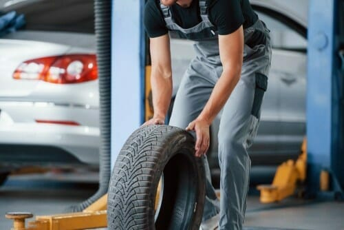 How Old Are Your Tires? | Berryhill Auto Care