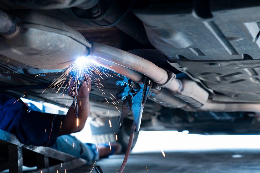 Mufflers And Exhaust Systems