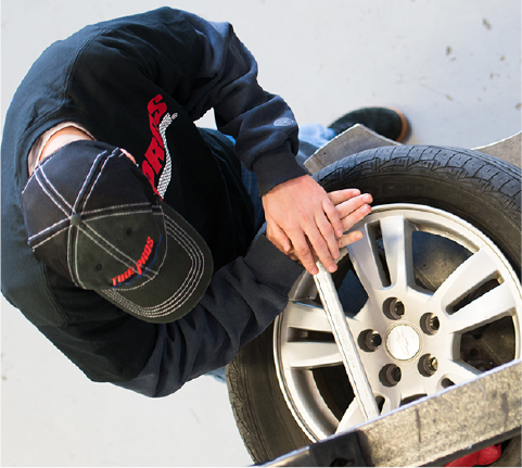 , Need a Tire Shop? Same Day Auto Has the Tires You Need